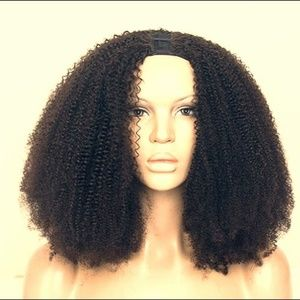 Upart Wig Hergiven Hair